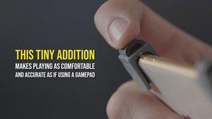 TriggerClips เพิ่มปุ่ม L R สำหรับเล่นเกมมือถือได้ด้วยสิ่งนี้